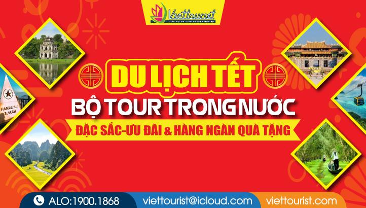 Mở Bán Tour Du Lịch Tết 2021 - Chào Đón Tân Sửu