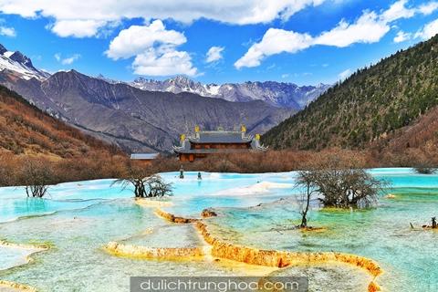 DI SẢN HOÀNG LONG :: Hồ Ngũ Sắc - Núi Tuyết - Rừng Già