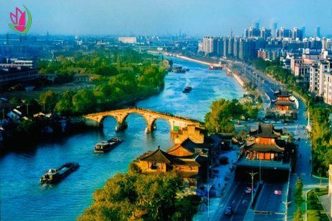 Đã ai đi tour của Vietourist đến 4 ĐIỂM DU LỊCH HẤP DẪN NHẤT TẠI HÀNG CHÂU - TRUNG QUỐC