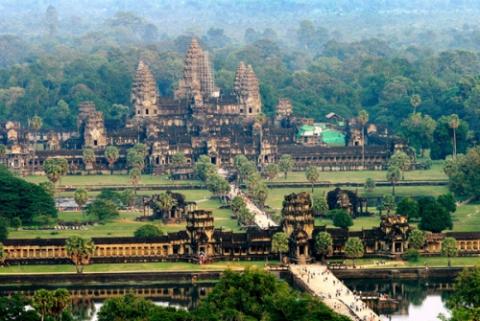 Cẩm nang khám phá Angkor huyền bí