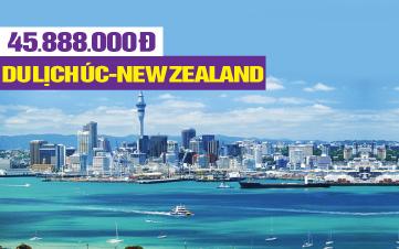 Tour du lịch Úc | New Zealand | Auckland | Rotorua | Hamilton | 6N5Đ