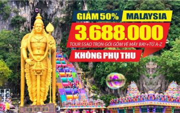 Tour Du lịch Malaysia | Kualalumpur | Putrajaya | Genting | 4N3Đ