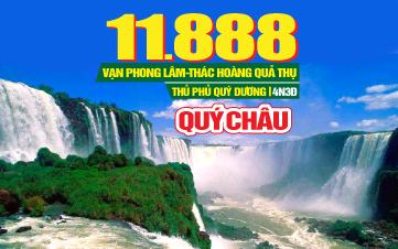 Tour du lịch Trung Quốc lễ 2/9 | Quý Châu ngắm Hoa Anh Đào | 4N3Đ