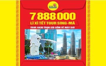 Du Xuân Singapore - Malaysia