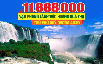 Tour du lịch Quý Châu ngắm Hoa Anh Đào | Tour du lịch Trung Quốc 4N3Đ
