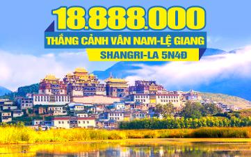 Tour du lịch Lệ Giang-Shangrila | Thắng cảnh và cuộc sống Tây Tạng tại Vân Nam | du lịch Vân Nam Trung Quốc