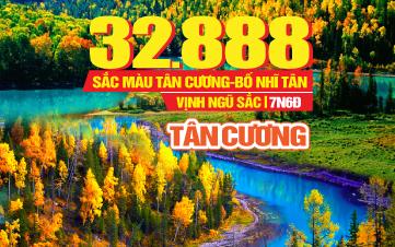 Tour du lịch Trùng Khánh | Tour du lịch Vịnh Ngũ Sắc | Tour du lịch Trung Quốc | 7N6Đ
