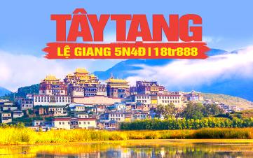 Tour du lịch Lệ Giang | Tour du lịch Shangrila | Tour du lịch Trung Quốc