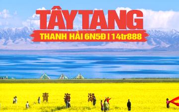 Tour du lịch Tây Tạng | Tour du lịch Hồ Muối Chaka | Tour du lịch Trung Quốc tại Cao Nguyên Thanh Hải