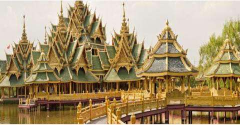 ANCIENT CITY - THÁI LAN THU NHỎ GIỮA LÒNG BANGKOK