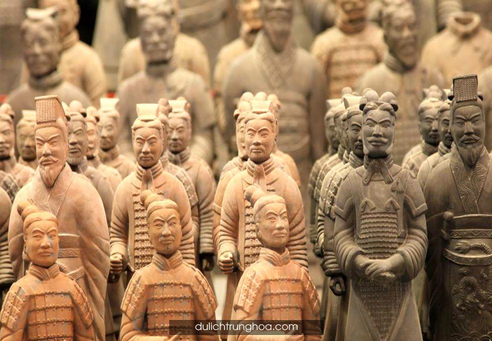 du lịch Bắc Kinh Tây An