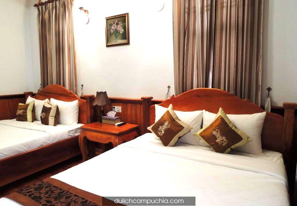 du lịch Mondulkiri Campuchia