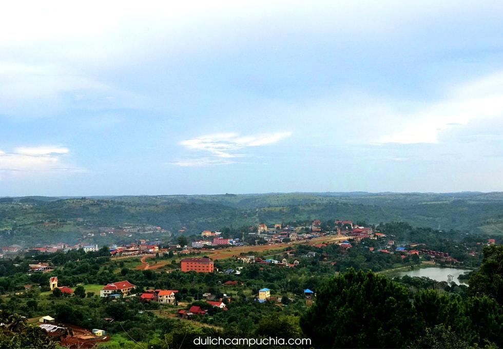 du lịch Campuchia Senmonorom