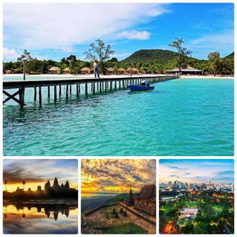 Kinh nghiệm du lịch Campuchia thật tiết kiệm
