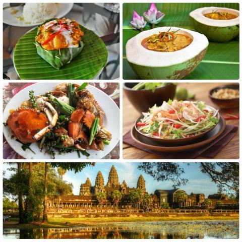 Thưởng thức đặc sản gì khi đi du lịch Campuchia?