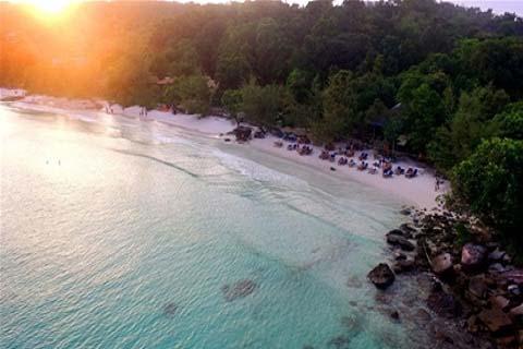 Top 8 resort đẹp nhất đảo Koh Rong Campuchia