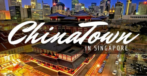THIÊN ĐƯỜNG ẨM THỰC TẠI SINGAPORE - CHINATOWN