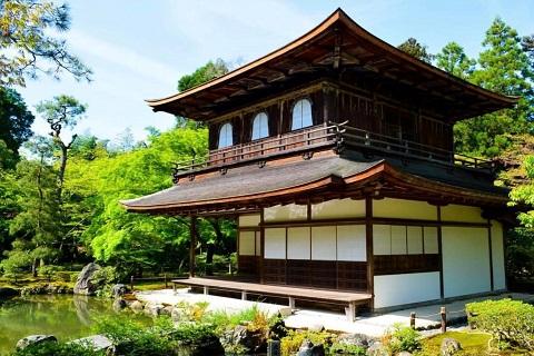 Tham quan ngôi chùa nổi tiếng nhất Nhật Bản - Chùa Ginkakuji 銀閣寺