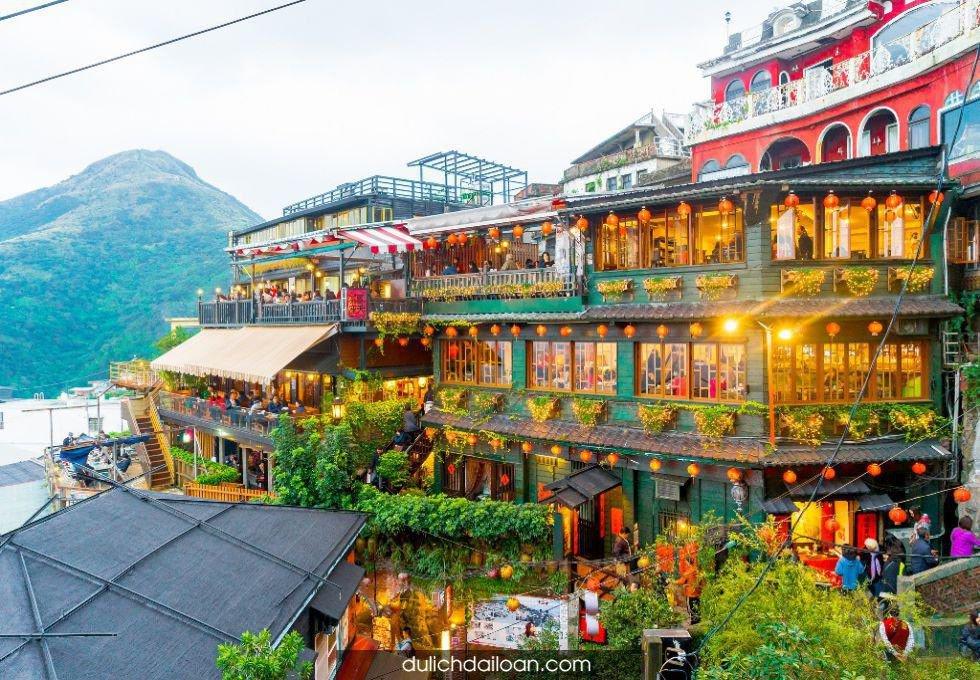 du lịch Đài Loan Viettourist
