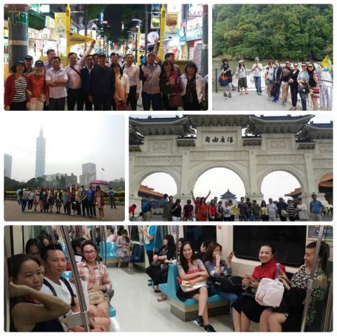 Ký sự du lịch: Một ngày làm người Đài Loan đích thực