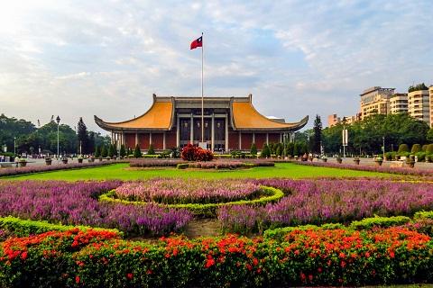 Đài tưởng niệm Tôn Dật Tiên – Kiến trúc tráng lệ của Đài Loan