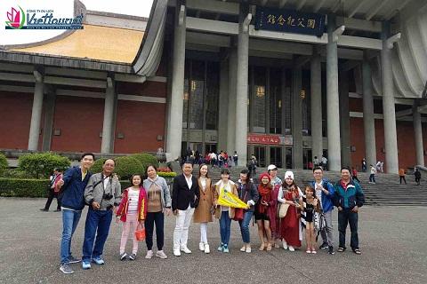 Ký sự du lịch Đài Loan: ngày đầu tiên của hành trình thú vị