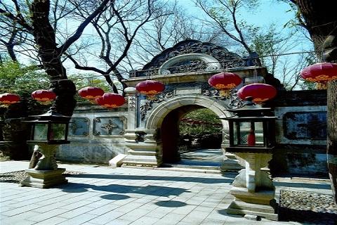 Đến Bắc Kinh ghé thăm Cung vương phủ dinh thự của Hòa Thân