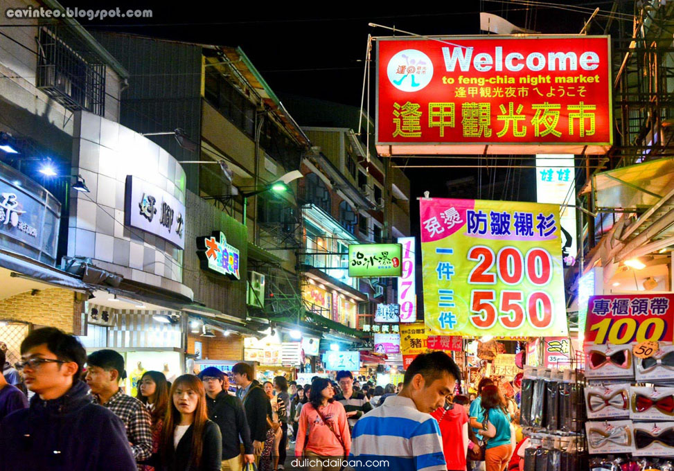 Fengjie-Night-Market