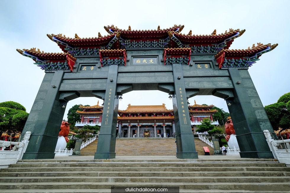 Du Lịch Đài Loan Đài Bắc - Đài Trung - Nam Đầu 4N3Đ