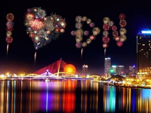 Lễ hội bắn pháo hoa quốc tế Đà Nẵng năm 2017: Điều kì diệu từ ánh sáng