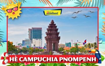 Thủ đô Pnomphenh Hè
