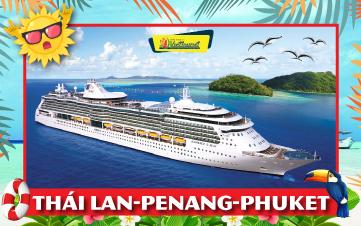Tour Hè Singapore | Penang | Langkawi 5N4Đ - Du thuyền 5 sao Mariner of the Seas