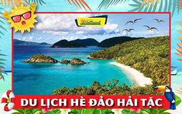 Tour Hè Hà Tiên thập cảnh | Đảo Hải Tặc | Miếu Bà Chúa Xứ 3N2Đ