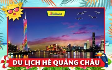 Du lịch Hè Chu Hải - Macau - Quảng Châu - Thẩm Quyến