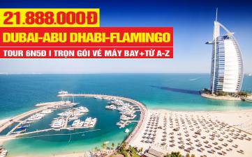 Tour du lịch DUBAI | ABU DHABI | FLAMINGO BEACH RESORT | BRUNEI | 6N5Đ