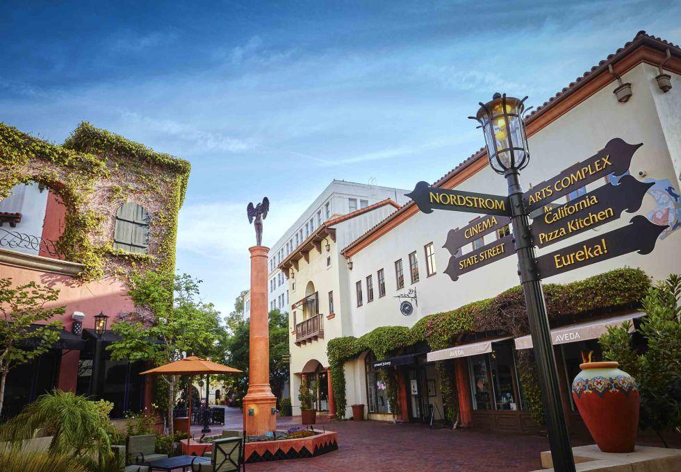 du lịch Santa Barbara Mỹ