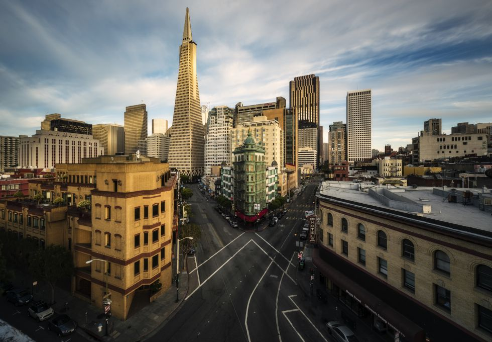 du lịch Hoa Kỳ San Francisco