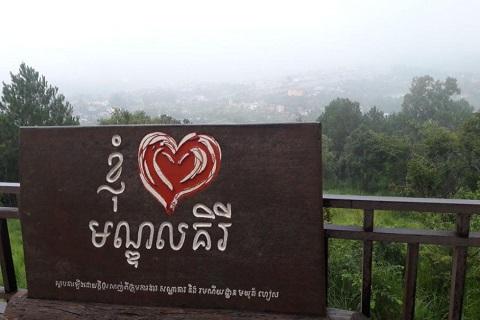 Khám phá Sen Monorom: thủ phủ của tỉnh Mondulkiri