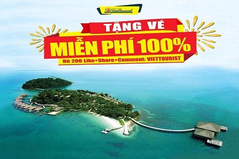 Du lịch Campuchia miễn phí cùng Viettourist
