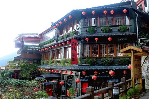 Cửu Phần – Bình yên cổ kính giữa Đài Loan tấp nập