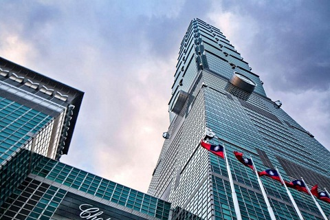 Taipei 101 – Niềm tự hào của người Đài Loan