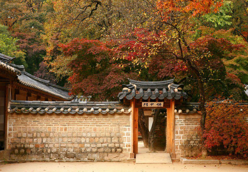 cung-dien-Changdeokgung-mua-thu-han-quoc.