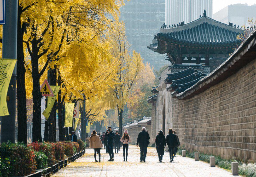 duong-Samcheongdong-mua-thu-han-quoc