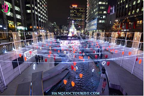 Giáng sinh truyền thống ở Hàn quốc