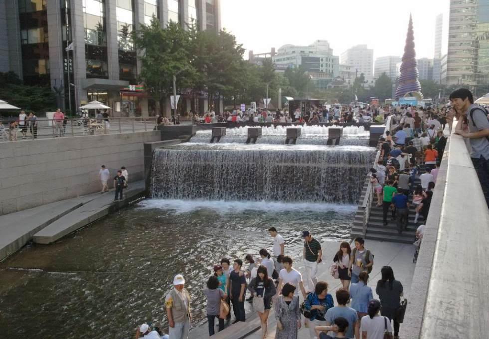 suoi-cheonggyecheon-han-quoc
