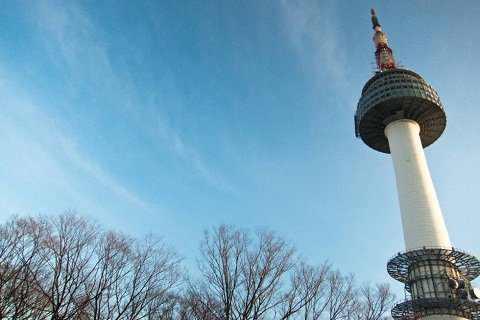 Khám phá Hàn Quốc: Thú vị tháp tình yêu Namsan