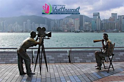 Đại Lộ Ngôi Sao – Đại lộ Danh Vọng của Hồng Kông