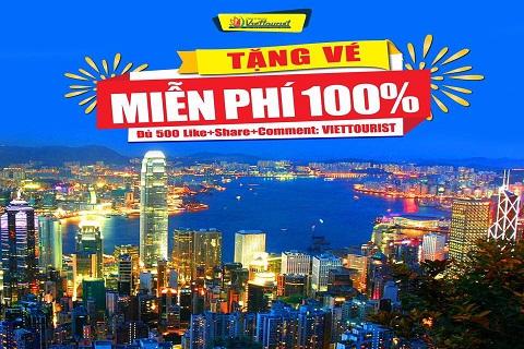 Du lịch Hồng Kông miễn phí cùng Viettourist