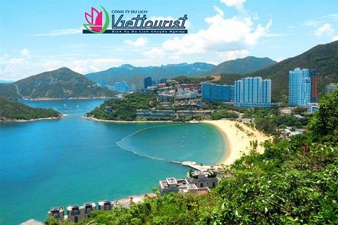 Vịnh Nước Cạn – Bãi biển đẹp nhất Hồng Kông