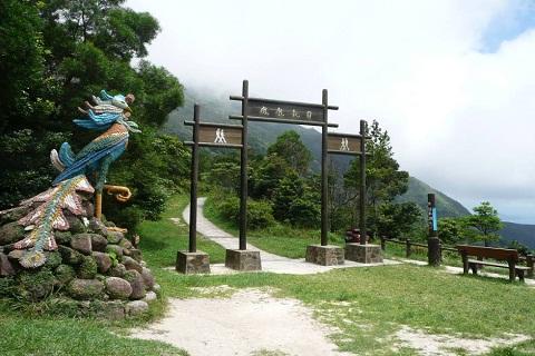 Wisdom Path – Con đường chỉ có ở Hồng Kông